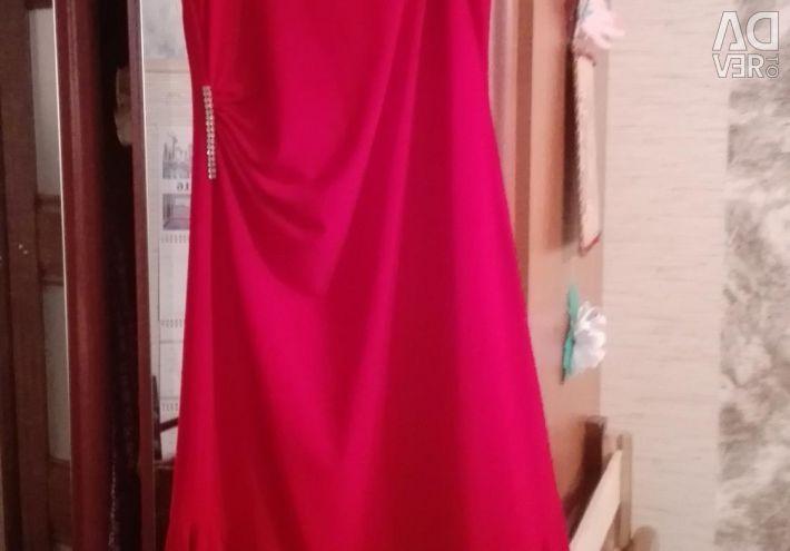 Evening dress (size 44-46)