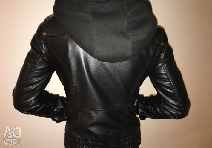 Colin's Leather Jacket
