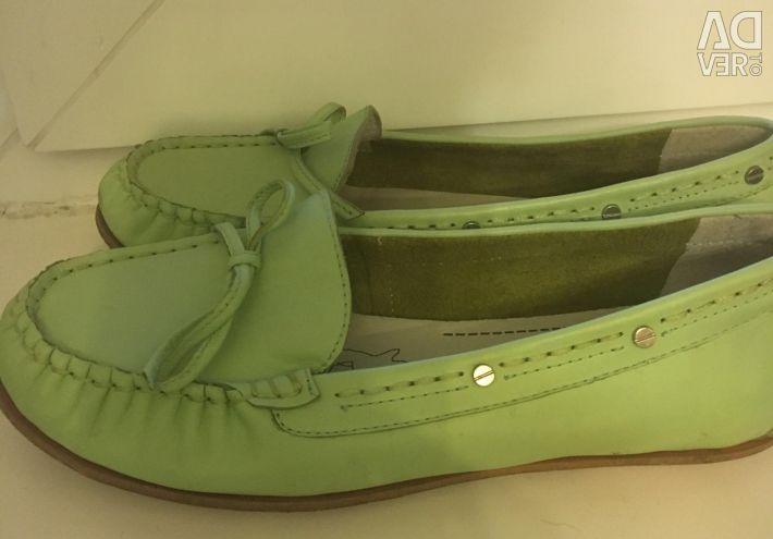 Makasinv original leather