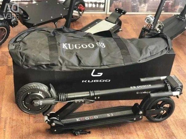 Ηλεκτρικό σκούτερ Kugoo S3 ORIGINAL