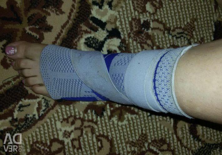 Ankle orthosis