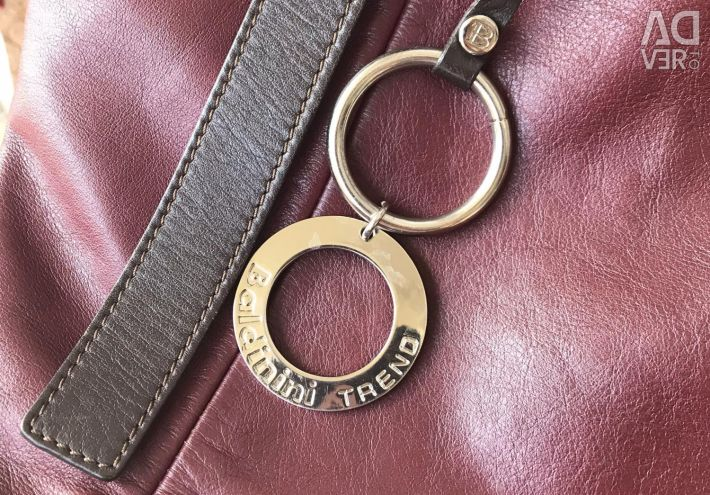 Baldinini trend τσάντα γνήσιο δέρμα