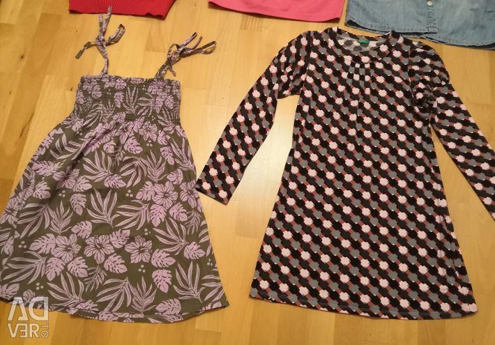 Πράγματα για κορίτσια, φορέματα, χιτώνες