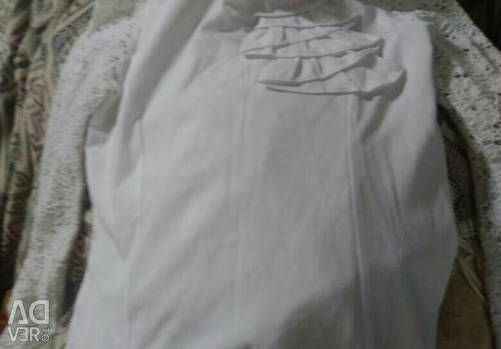 Blouse to school