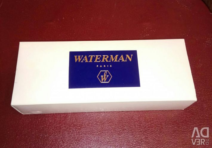 WATERMAN ballpoint pen (France)