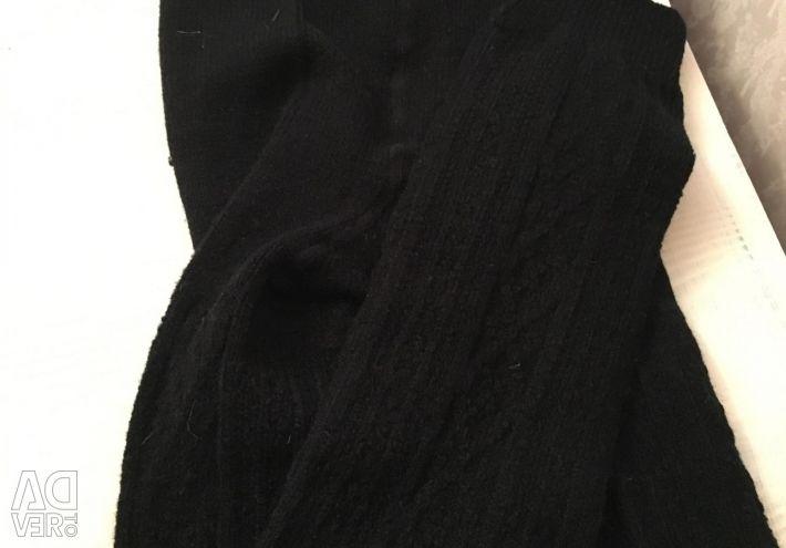 Warm tights