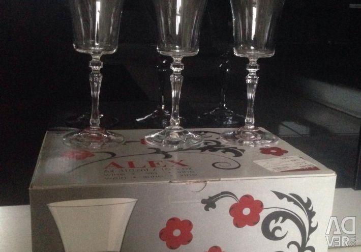 Pahare de vin Slovenia