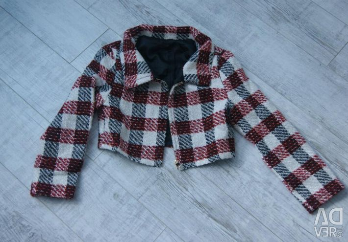 New jacket, jacket