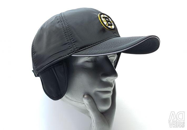 Winter baseball cap NHL Boston for men