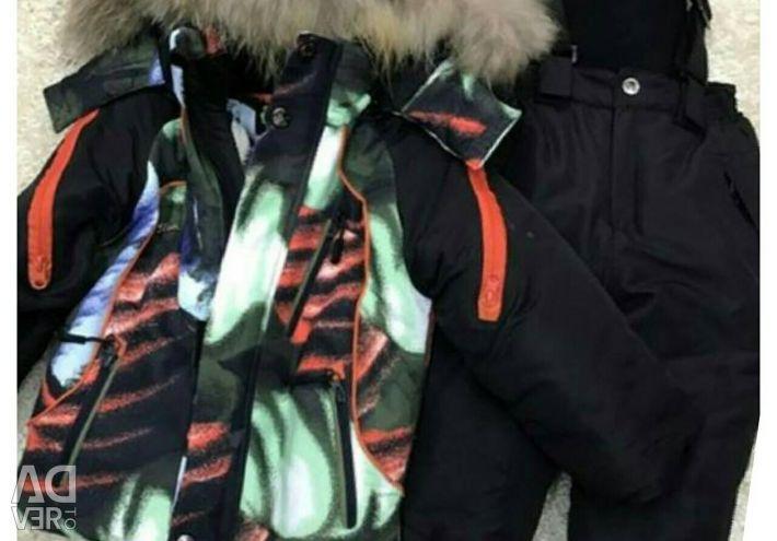 Κοστούμι χειμώνα νέα
