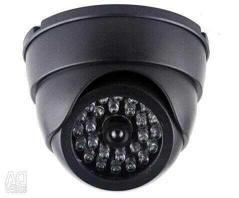 Муляж внутренней камеры видеонаблюдения