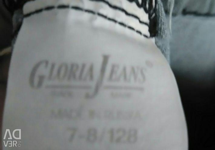 Τζην φόρεμα για ένα κορίτσι