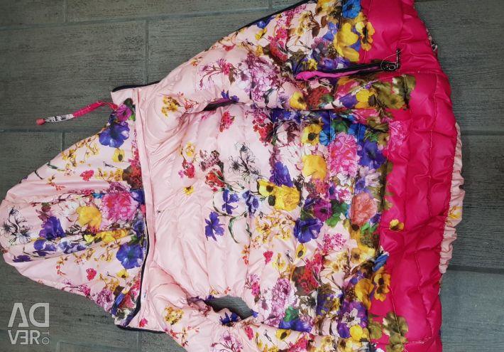 Sleeveless shirt 140-146р.