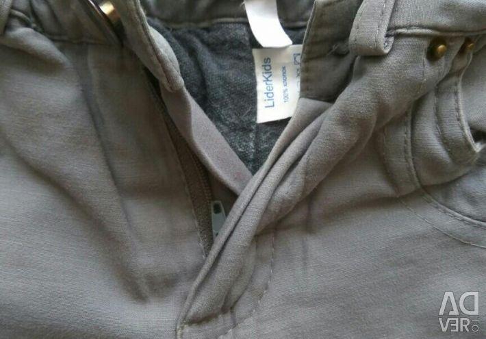Erkek çocuk pantolonu 98