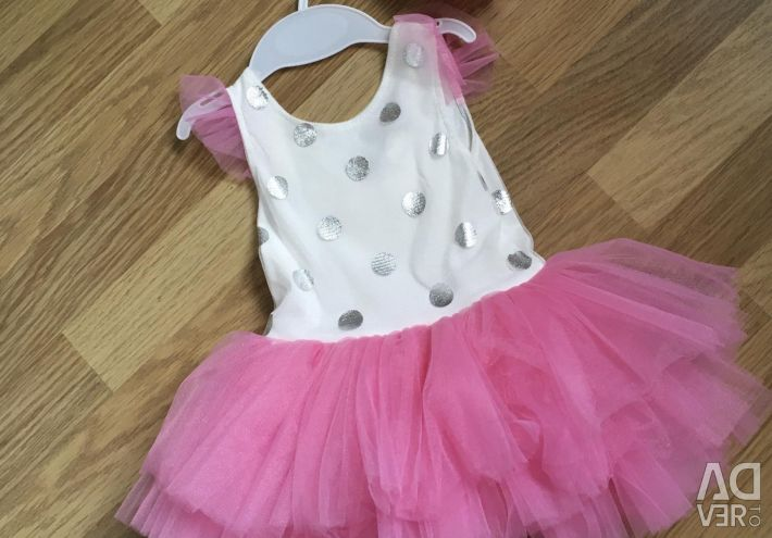 Dress children's on height 80-86cm