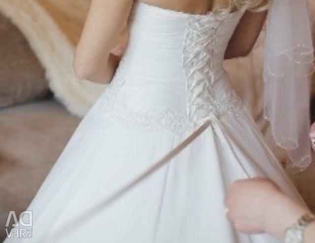 Wedding dress Pierre Cardin