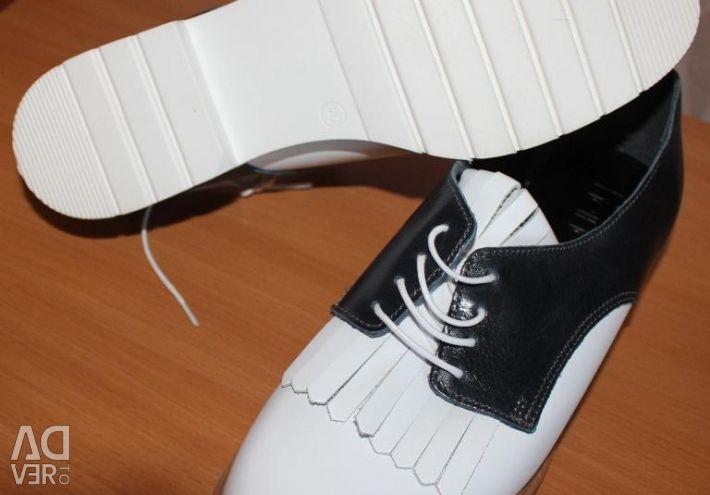 Ayakkabı markası yeni (marka Heine)
