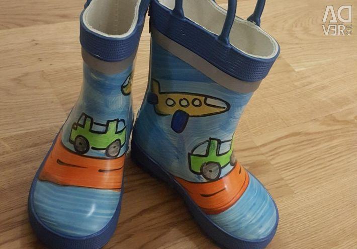 Children's boots 21r.