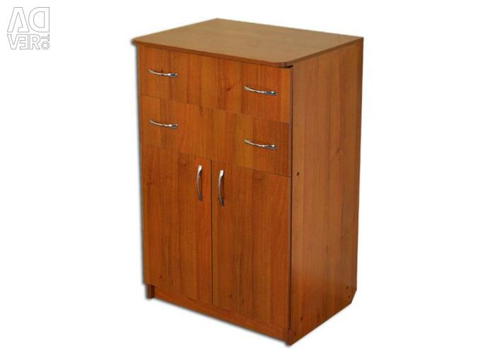 Chest of drawers and doors