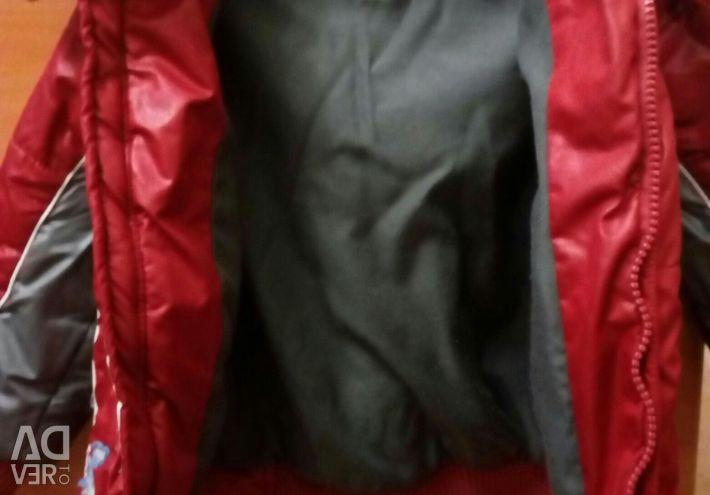 Куртка 2'5-3'5 года