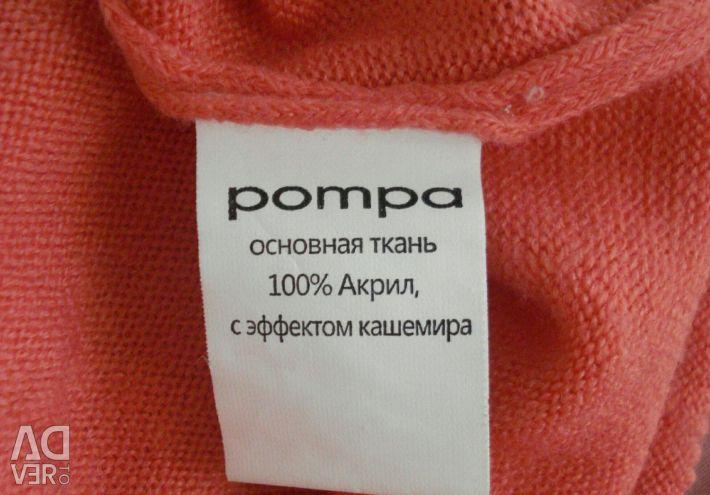 Кофта / водолазка pompa, розмір 44-46 (M)