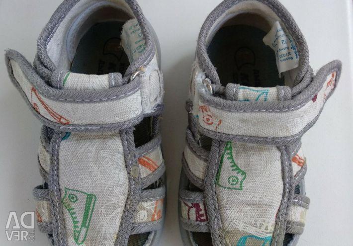 Kotofey sandals 22 size