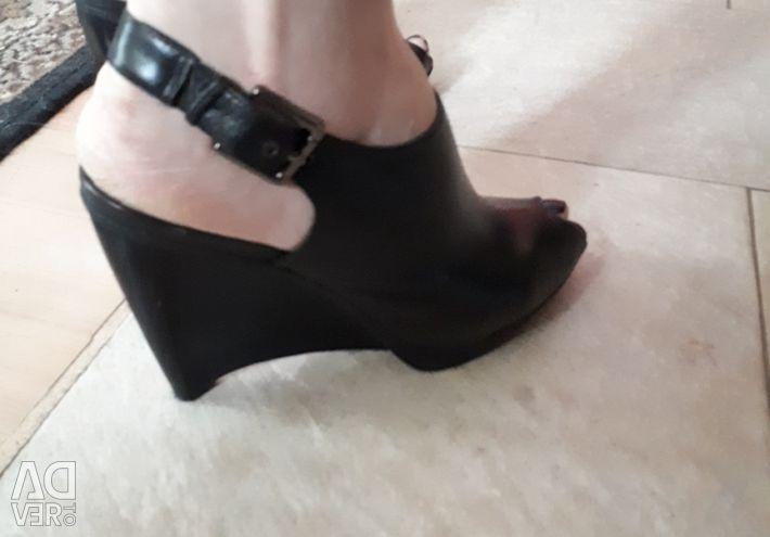 Τα παπούτσια του Κάρλο Πασολίνι