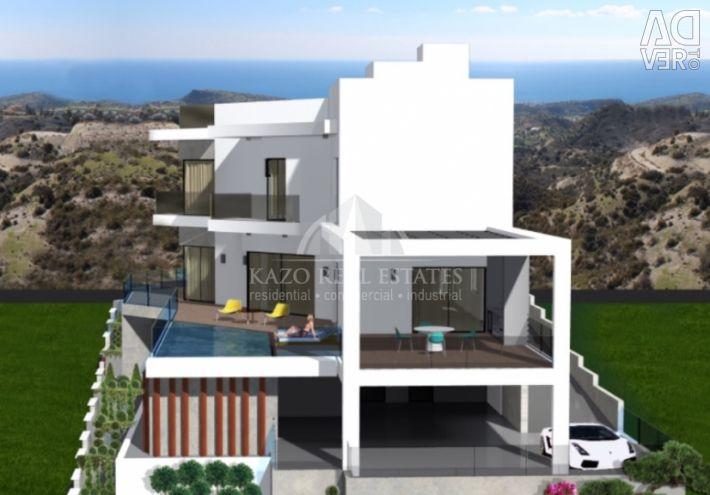 House Detached in Agios Tychonas Limassol