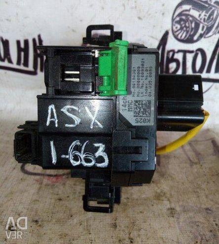 Шлейф підрульовий (равлик) Mitsubishi Asx 1.8
