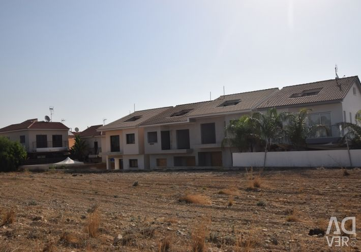Three part-complete houses in Archangelos, Nicosia