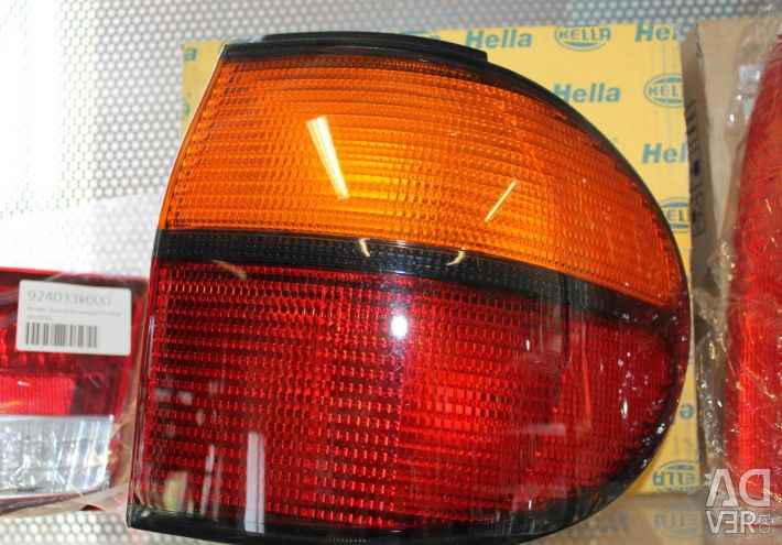Lantern ass. R VW SHARAN -00
