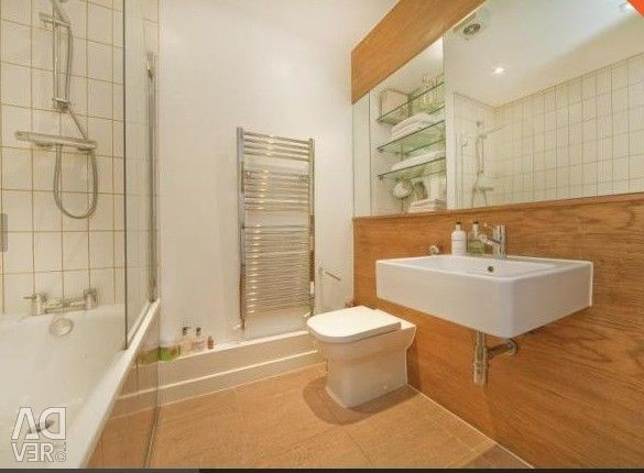 2 BED - 2 BATH - HAGGERSTON - MODERN - BALCONY - LARGE FLAT