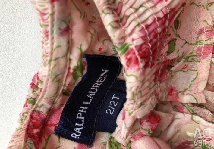 Ralph Lauren 2T shirt