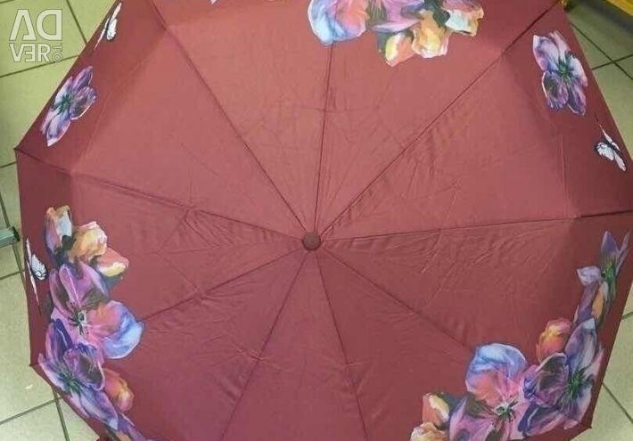 Umbrele, diferite culori și modele, Germania, noi