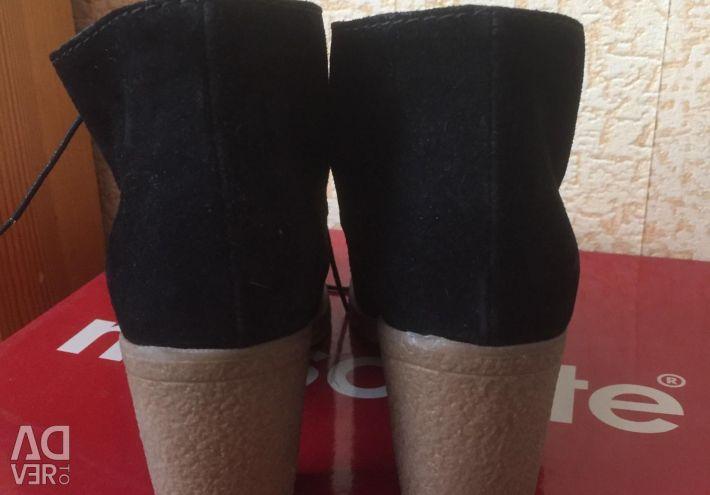 Demi boots Mascotte