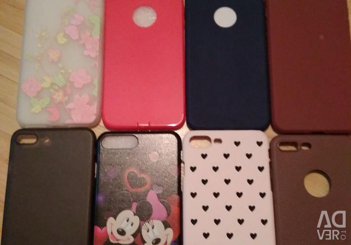 NEW IPHONE 6 + / 7 + Cases