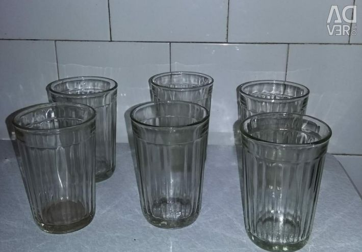Decanter USSR. Dishes for microwaves. Glasses of the USSR