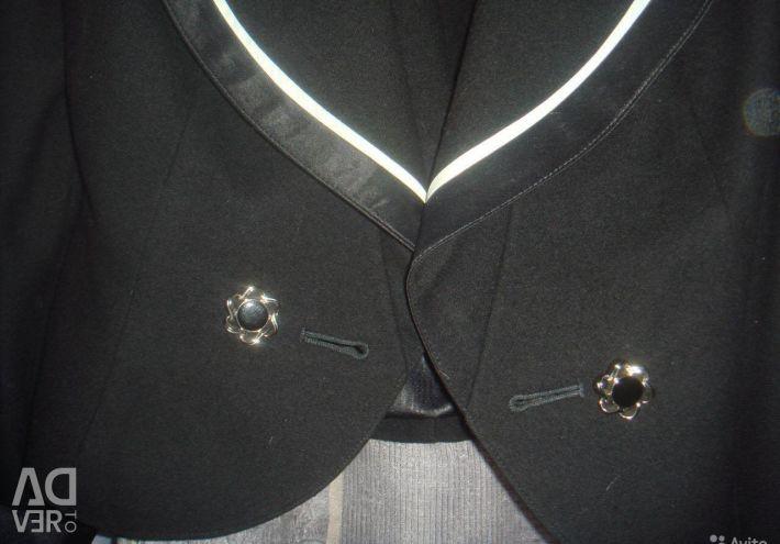Tasarımcı takım elbise, ceket ve şort