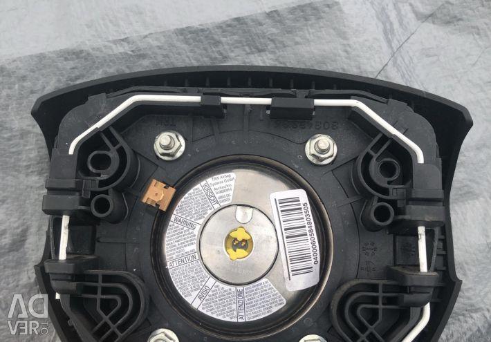 Steering wheel cushion steering wheel safety