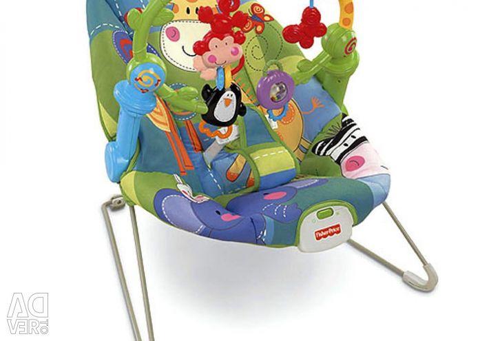Καρέκλα ψαρέματος Fisher Price