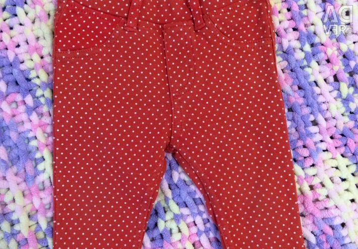 H & M baby pants