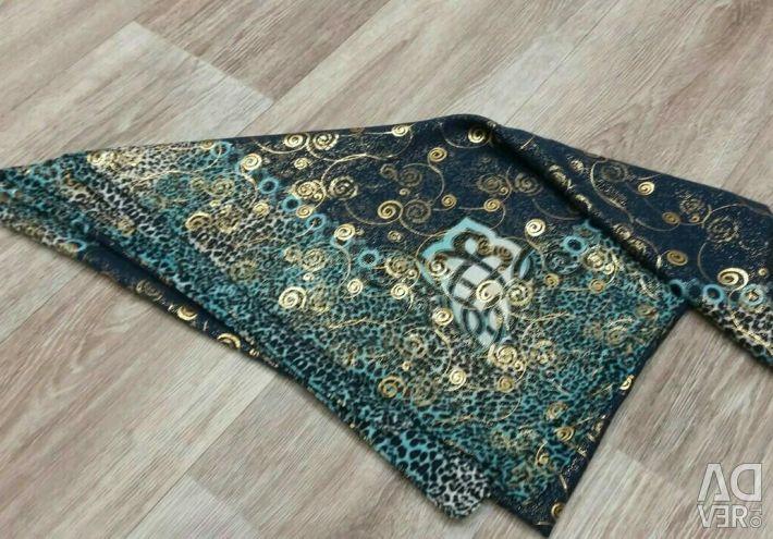 New wool scarves