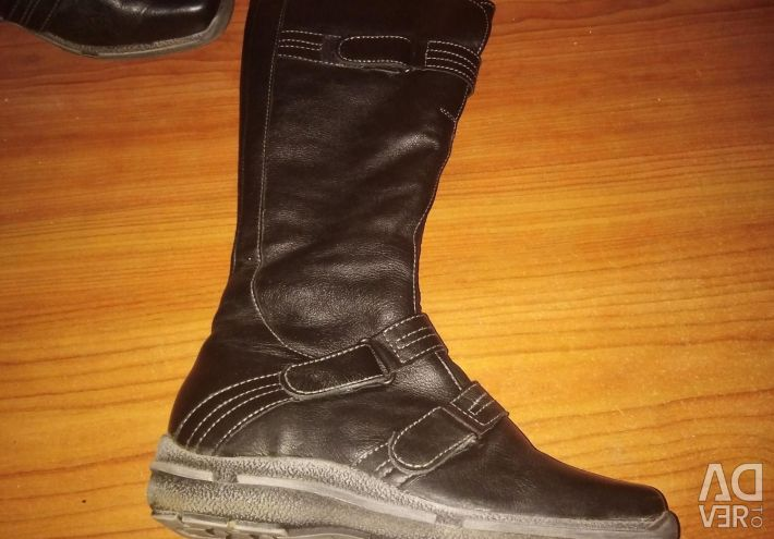 Straight Boots