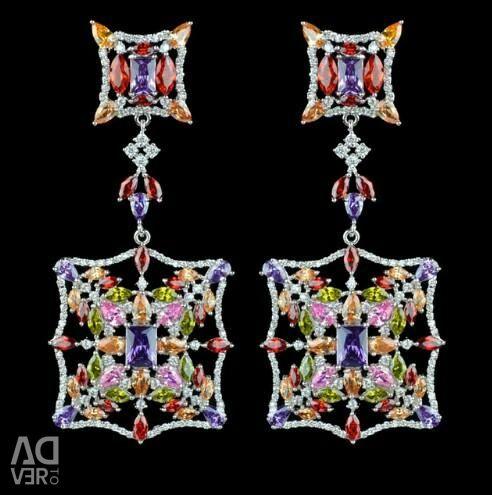 LUX class earrings
