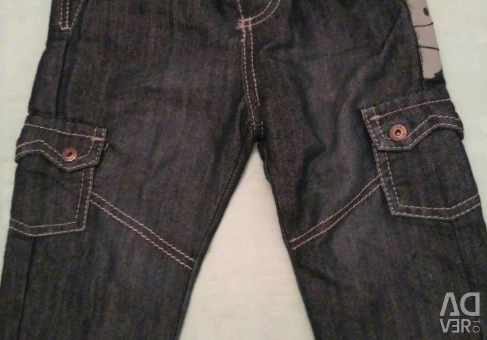 Jeans pentru inaltimea baiatului / fetei 67