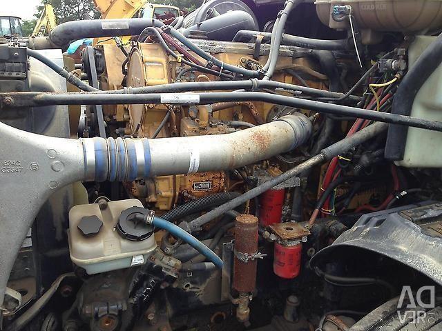 Диагностика и ремонт двигателей спецтехники