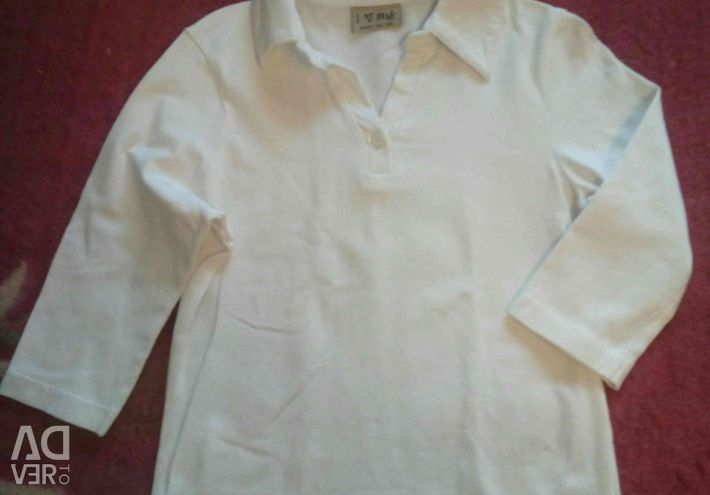 School shirts for girl 120-128