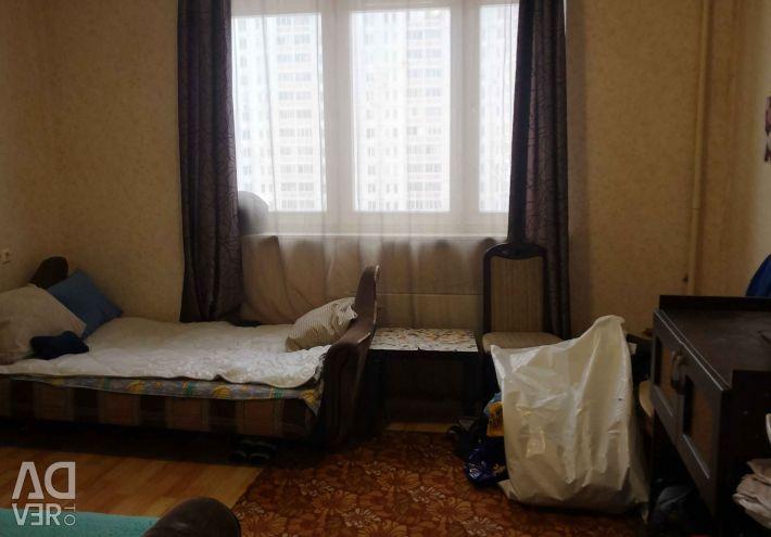 Квартира 3-комнатная 86кв м