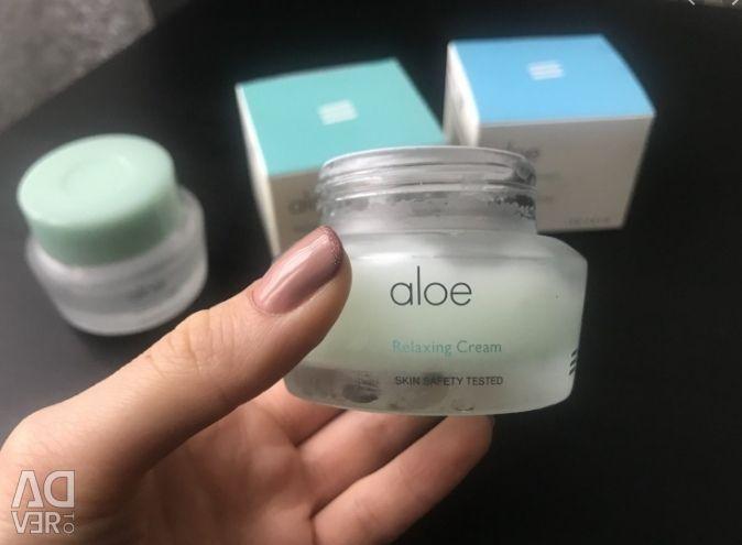 Aloe Vera Aloe Relax Soothing Face Cream