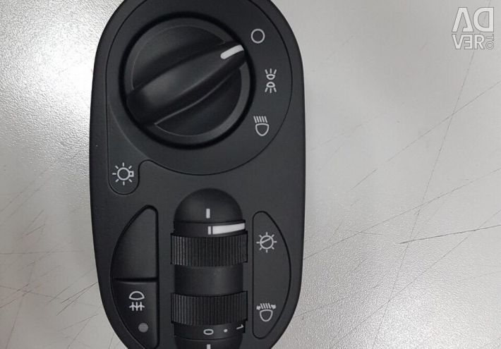 New Block light control module viburnum Priora